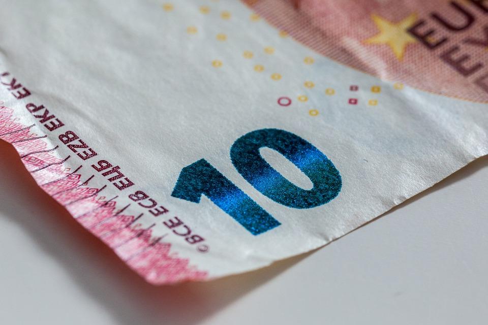 eura desítka