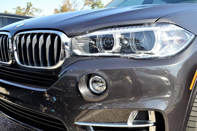 vlastní BMW