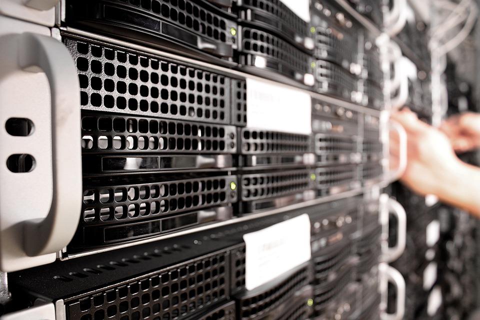 internetový server
