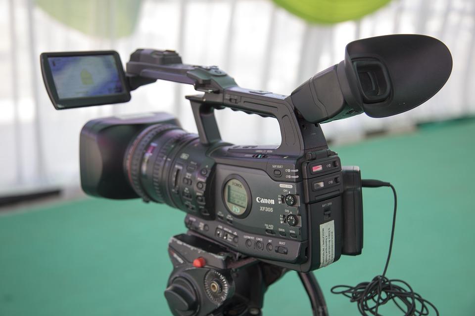 natáčení vieí